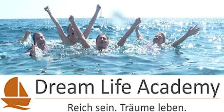 Schnupperzoom Dream Life Academy: 100 Tage für Dei Tickets