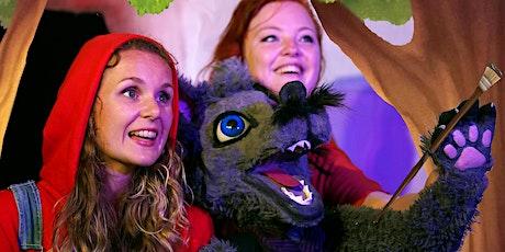 ZIMIHC KIDZ – Roodkapje en de WieWaWoeste Wolf (4+) tickets