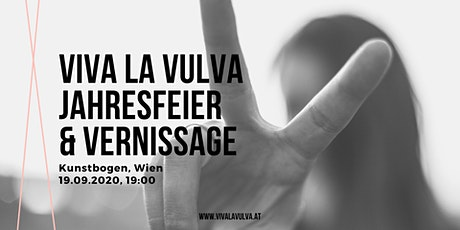 Viva La Vulva 2-Jahresfeier & Vernissage Tickets