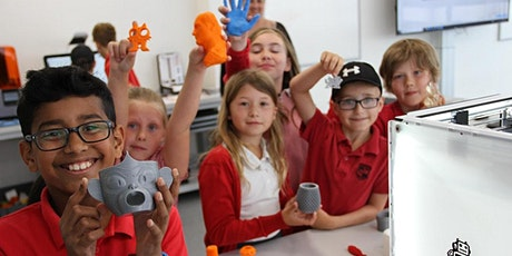 Renishaw Summer STEM School - Learn to 3D Print a phone stand tickets