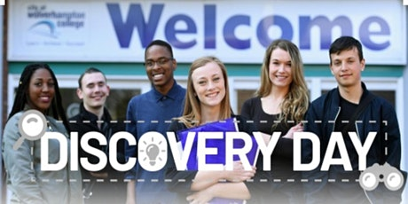 Virtual Discovery Day- December 2020 #DiscoverWolvColl Tickets