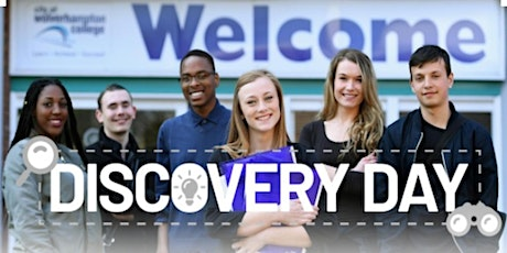 Virtual Discovery Day- April 2021 #DiscoverWolvColl tickets