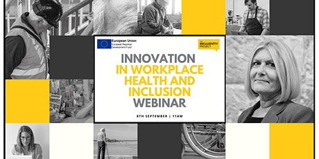 The Inclusivity Project: innovation in workplace health and inclusion tickets
