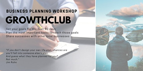 90 Day Business Planning Workshop billets