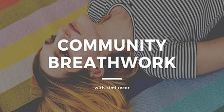 community breathwork tickets