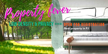 Exclusively yours, open for registration on New PJ Property with Green view tickets