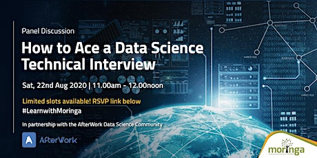 How to Ace a Data Science Technical Interview tickets