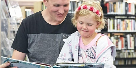 Blokes Do Storytime (October) - Success Library - Kids Event tickets