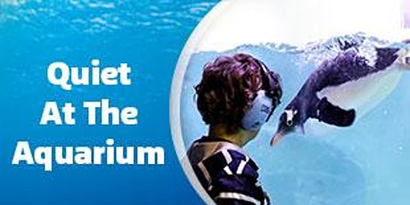 Quiet at the Aquarium - Annual Pass Reservation,  4th October tickets