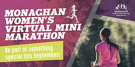 Monaghan Women's Virtual Mini Marathon 2020 tickets
