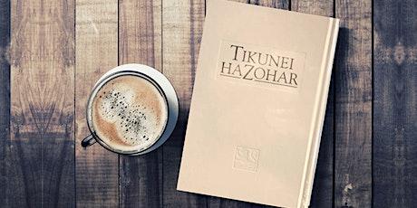 Introduction to the Tikunei HaZohar Seminar tickets