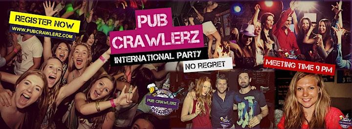 Istanbul Pub Crawl image