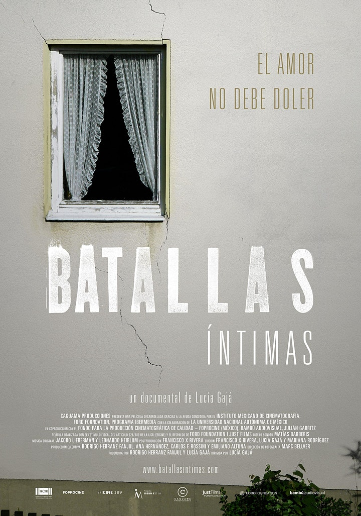 Mexican Cinema Day - Intimate Battles screening (PG13) image
