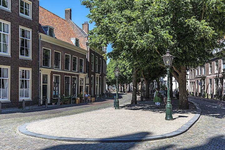 Afbeelding van Stadsgesprek groene en vitale binnenstad