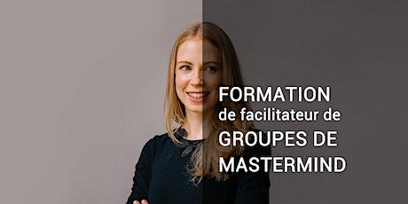 Formation de facilitateur de groupes mastermind