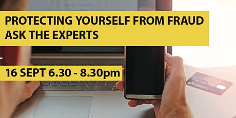Fraud - Ask the Experts tickets