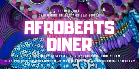 Afro Beats Diner tickets