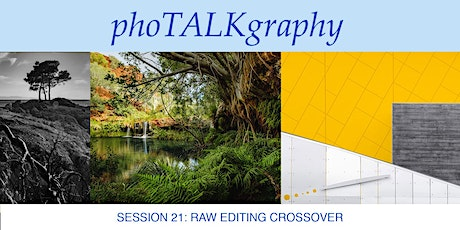 phoTALKgraphy: RAW Processing Exchange Tickets
