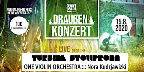 Draußen Konzert Tickets