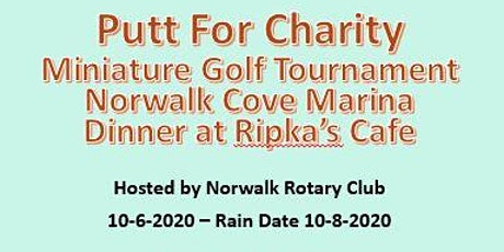 Putt for Charity 2nd Annual tickets