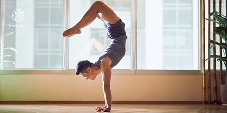 Fivelements Livestream - Vinyasa Yoga with Victor Chau tickets