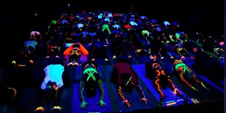 One STRENGTH: Lights Out A Glow In The Dark Workout tickets