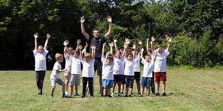 Healthy Body : Healthy Mind Camp - Salcombe Primary School tickets