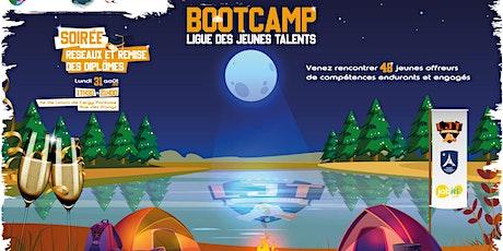 Soirée networking - Ligue des jeunes talents - Bootcamp 2020 tickets