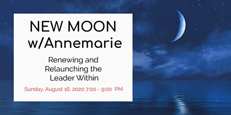 New Moon with Annemarie tickets