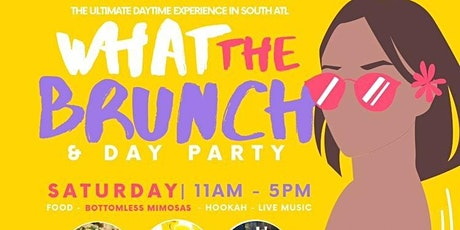 WTBrunch & Day Party tickets