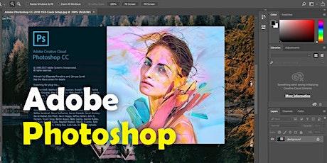 Adobe Photoshop Scott's Way (Live and Online) tickets
