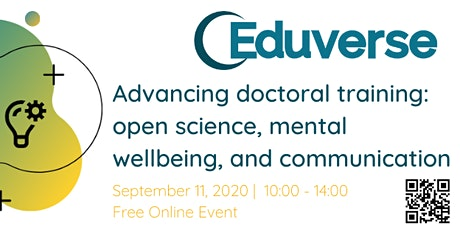 Open Science, Mental Wellbeing, and Communication tickets