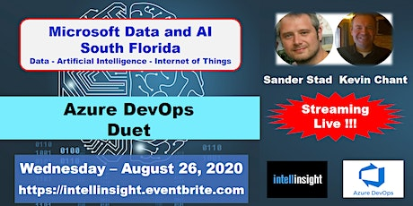 Azure DevOps Duet by Sander Stad and Kevin Chant tickets