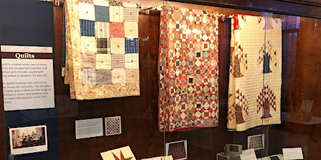 Narrative Threads: New Jersey Quilts & Textiles tickets
