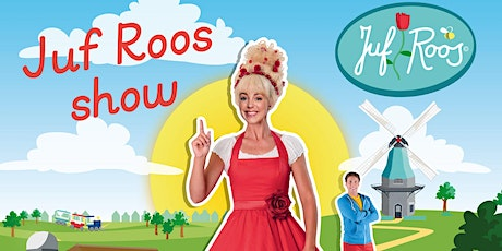 Juf Roos show @ Ally's Drive In tickets