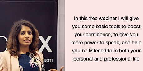 The Art of Public Speaking: Increase Your Confidence and Build Your Skills tickets