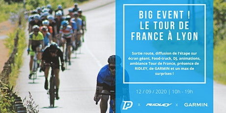 Le Tour de France à l'Ambassade Probikeshop billets