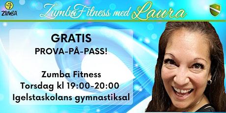 Zumba Fitness med Laura biljetter