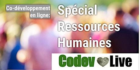 Codev.live billets