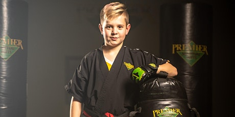 Free Introductory Karate Workshop for Kids 5-12yrs old tickets