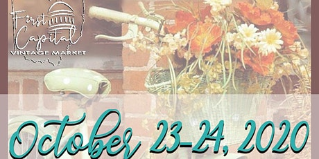 First Capital Vintage Market- Fall tickets