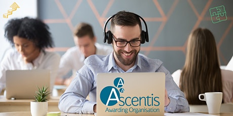 Ascentis Progression and Employability Quality Assurance Webinar tickets