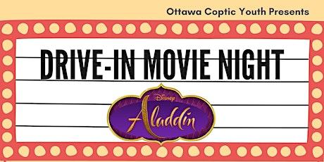 Ottawa Coptic Youth: Drive In Movie Night tickets