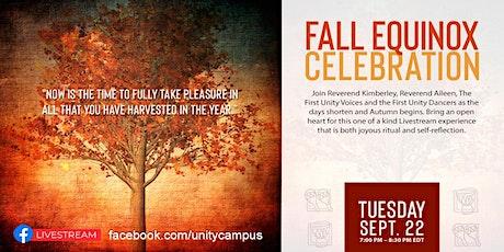 Fall Equinox Celebration Service tickets