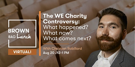 The WE Charity Controversy: What happened? What now? What comes next? tickets