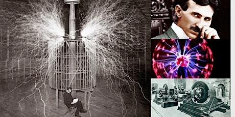 Nikola Tesla: The Man Who Sparked the Electrical Revolution Webinar tickets