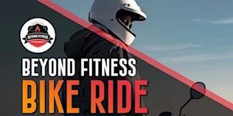 Beyond Fitness Bike ride tickets