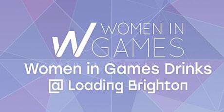 Monthly Women in Games Drinks tickets
