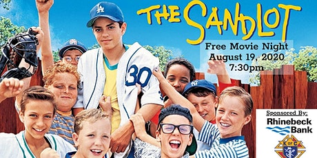 Movie Night - The Sandlot tickets
