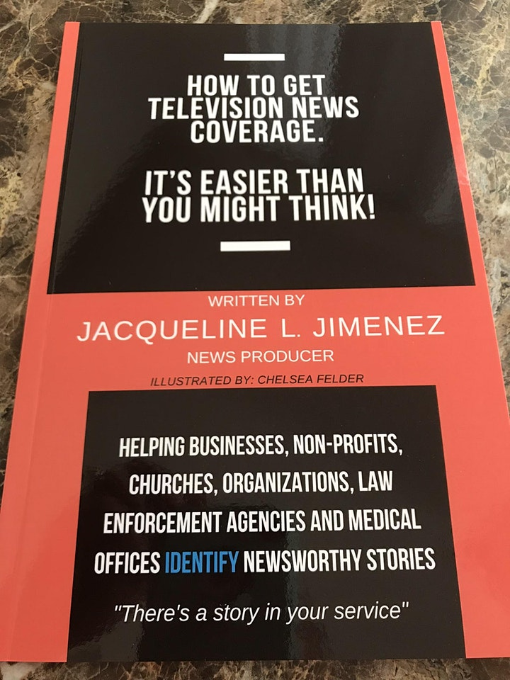 How to Get Television News Coverage  Series 5   Press Releases/No Shows... image